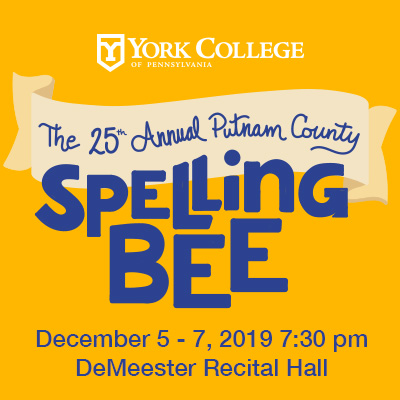 York College Musical Theatre Production: The 25th ...