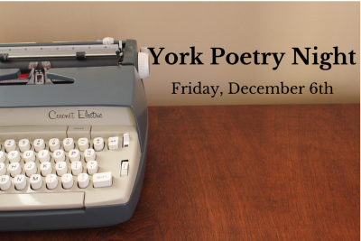 York Poetry Night