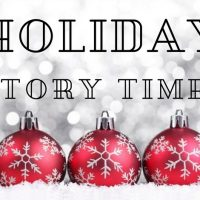 A Very Special Holiday Pre-school Story Time with Miss Felicia | Kreutz Creek Library