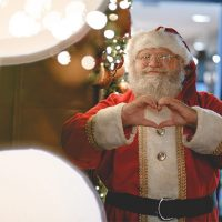 Visit with Santa!   Red Land Community Library