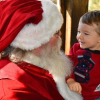 Breakfast with Santa at the Glen Rock Mill Inn