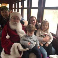 Santa Express to Glen Rock