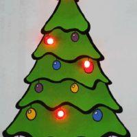 Light-up Christmas/Holiday Cards