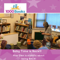 Baby Time, ages 0 - 3 | Collinsville Community Library