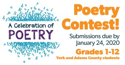 A Celebration of Poetry Contest, grades 1 -12 | Yo...