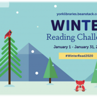 Winter Reading Challenge, All Ages! | York County Libraries