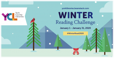 Winter Reading Challenge, All Ages! | York County ...
