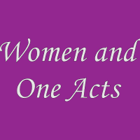 Auditions: Women and One Acts