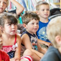 PreSchool Time, ages 3-5 | Paul Smith Library