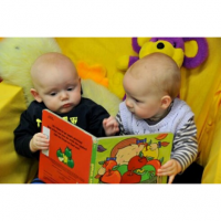 CANCELLED THROUGH APRIL 30TH Baby Time, ages 1 - 2 | Mason Dixon Public Library