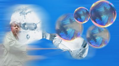 Bubbles On Ice