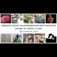 Emerging Visions Exhibit at Creative York