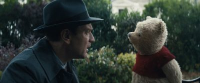 Free First Friday Family Film: Christopher Robin