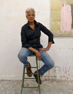 CANCELLED - Collision, a conversation with artist Deborah Dancy
