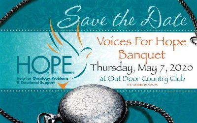 15th Annual Voices for Hope Banquet