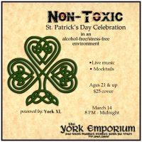 Non-Toxic St. Patrick's Day Celebration