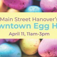 Downtown Hanover Egg Hunt