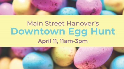 Downtown Hanover Egg Hunt