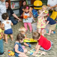 CANCELLED THROUGH APRIL 30TH Toddler Literacy Class, Ages 2-3 w/adult | Kaltreider-Benfer Library
