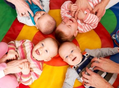 CANCELLED THROUGH APRIL 30TH Baby Literacy Classes, ages birth to 2 | Kaltreider-Benfer Library