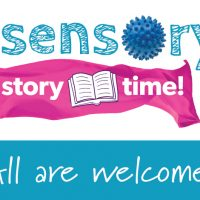 Sensory Story Time, ages 2 - 5 | Red Land Community Library