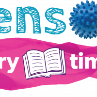 CANCELLED THRU APRIL 6th Sensory Story Time, ages 2 - 5 | Dillsburg Library