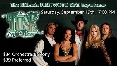 Tusk-The Ultimate Fleetwood Mac Experience