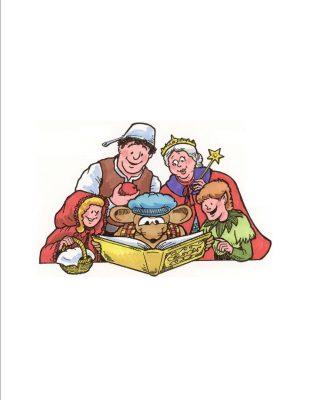 Martin Library & TAFE: Rupert Meets Mrs. Tales...