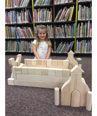 SummerQuest 2020 Wee Build Fridays, ages 3 - 5 | Kreutz Creek Library