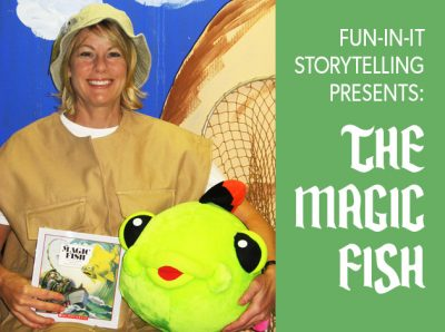 SummerQuest 2020 Storyteller Beth Rebert, all ages...