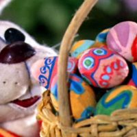 CapFilm: Downtown Bunny Hop - Free Easter Film