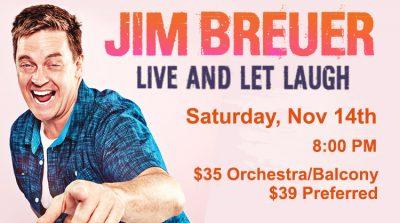 Jim Breuer - Live And Let Laugh