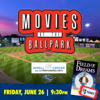 Movie Night at the Ballpark: Field of Dreams