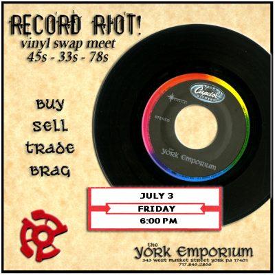 Record Riot!