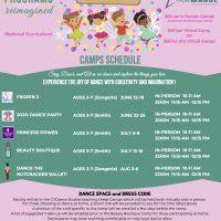 Greater York Dance SummerCampalooza Dance Camps