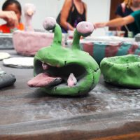 Online Clay Sculpture Camp