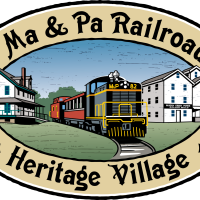 Ma & Pa Railroad is Open for the Season