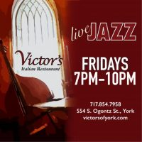 Friday Night Jazz - CANCELLED