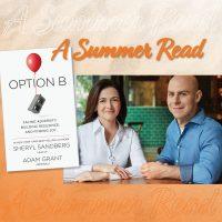 York County Libraries Summer Read 2020 | Resilience with Sheryl Sandberg & Adam Grant's Option B