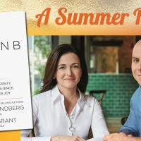 A Summer Read Virtual Community Event Features Authors Sheryl Sandberg and Adam Grant