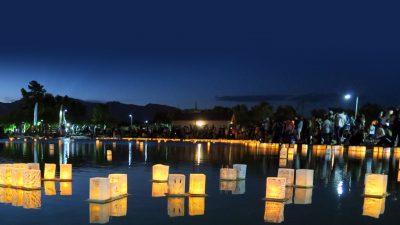 Lanterns of Light Ceremony