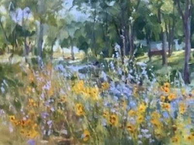 Oil Painting Using a Limited Palette Keeping it Si...