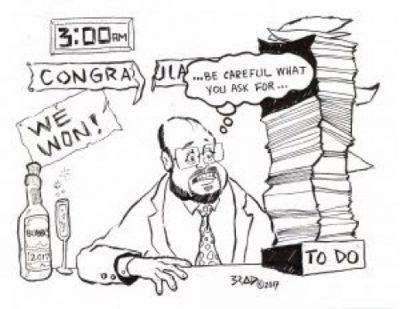 Drawing Political Cartoons with Brad Gebhart (onli...