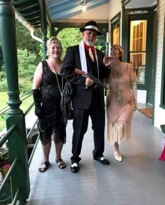 Roaring 20's Dinner, Dance & Harvest Moon Train Ride
