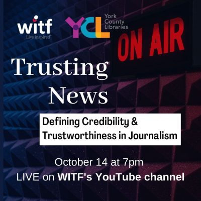 Trusting News: Defining Credibility & Trustworthiness in Journalism