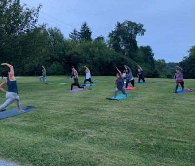 Sunrise Yoga: Days of Awe