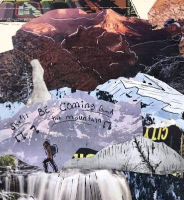 """The World I Love"" Online Collage Workshop"