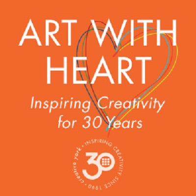 Art with Heart: Virtual Art Silent Auction