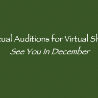 Virtual Auditions for Virtual Show