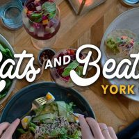 Eats & Beats York City: A Restaurant Week Fundraiser